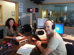 Mark and Jacki Tait - Christian Radio Show Hosts