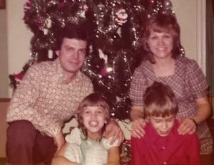 Christmas 1974  -Living Life 180
